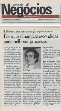 2005-05 Jornal Negócios - Portugal