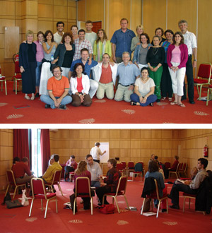 2005-11-04 International Training - Lisboa, Portugal