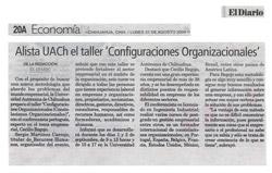 2009-08 El Diario Economia - México