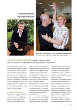 2010-05 Revista Viva a Vida - Portugal