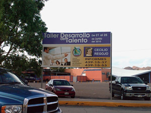 2010-06-19 Workshop - Chihuahua, México