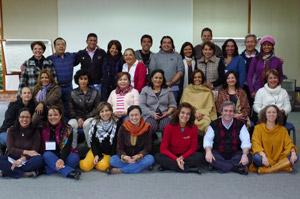 2012-03-31 Curso Intensivo, Coaching Hall - Bogotá, Colombia