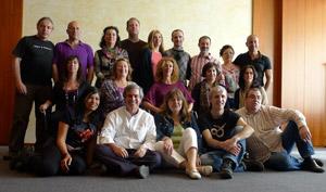 2012-04-04 Certificación Internacional - Barcelona, España