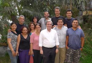 2013-02-24 Certificación Internacional - Lima, Perú