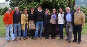 2013-06-10 Curso Intensivo, Coaching Hall - Bogotá, Colombia