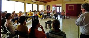 2014-07-09 Taller - VeraCruz, México