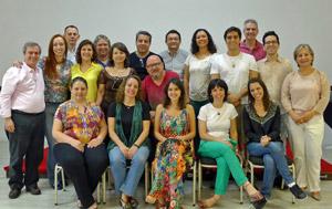 2014-11-22 Certificación Internacional - Curitiba, Brasil