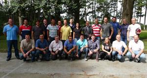 2014-11-22 MBA FAEL - Curitiba, Brasil