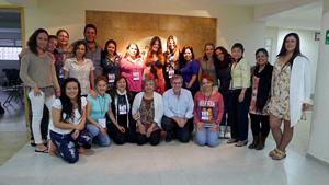2015-07-27 CUDEC - Licenciatura de Verano - México