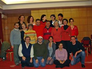 2007-12-16 Curso Intensivo - Lisboa, Portugal