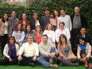 2011-04-08 Formación Intensiva - Madrid, España