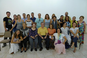 2012-02-17 Intensive Training - Campinas, Brazil