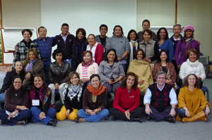 2012-03-31 Intensive Course, Coaching Hall - Bogotá, Colombia