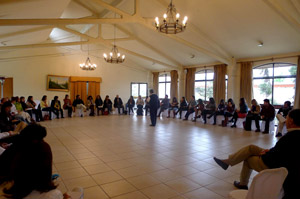 2012-10-27 Taller - Santiago Chile
