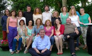 2013-06-28 Certificación Internacional - Madrid, España