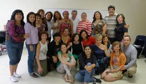 2013-08-08 CUDEC - Licenciatura de Verano - México