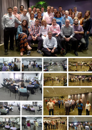 2014-03-1 International Certification - Buenos Aires, Argentina
