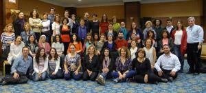 2014-04-30 Intensive Training - Estambul,Turquía