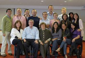 2014-07-07 Certificación Internacional - Bogotá, Colombia