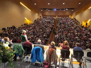 2015-02-26 Encuentro Bert Hellinger - Ávila, España
