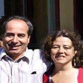 Patricio Asenjo & Marilú Krebs